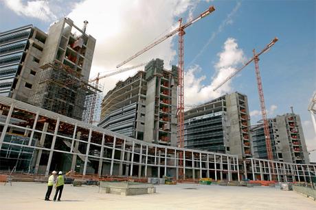 How do GCC's healthcare codes affect contractors?