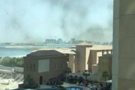 Fire at Mövenpick Hotel in Dubai brought under control
