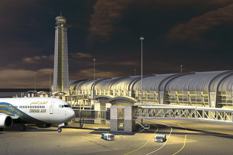 Readiness works underway for Oman's $4.5bn new Muscat airport
