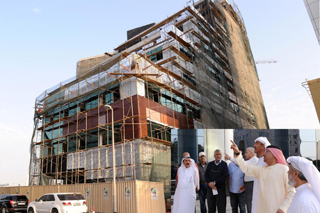 New $14m DM building set to be ready by Q2 2017