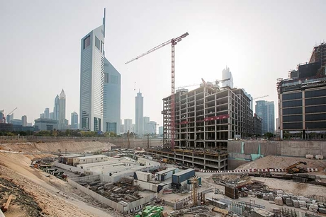 Site visit: One Central, Dubai