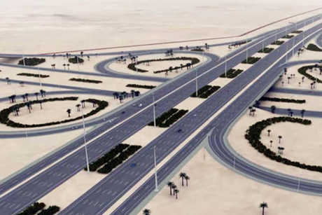 Qatar: Ashghal opens Hamad Port-Truck Route link
