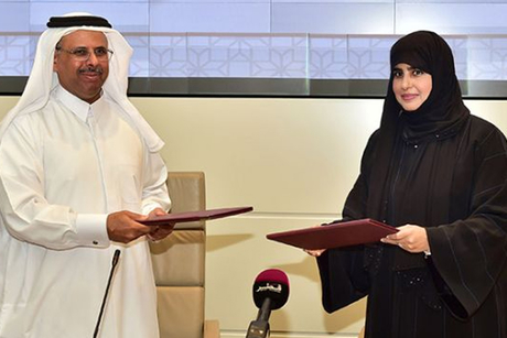 QU and MME to collaborate on recycling organic gas