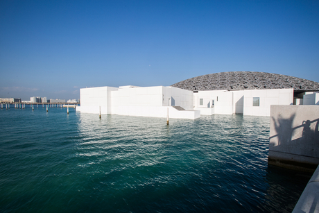 In Pictures: Inside the Louvre Abu Dhabi