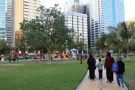Abu Dhabi's Khalifa City to get 16 parks