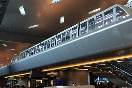 HIA people mover finally launched after delays
