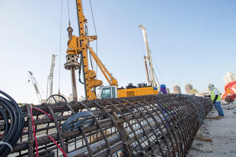 Qatar's UDC awards piling works deal at The Pearl