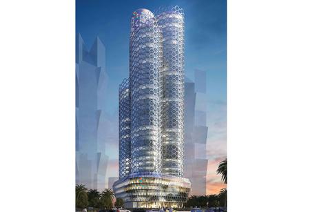 In pictures: QIMC Tower, Corniche