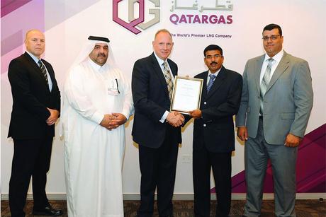 Qatargas security attains ISO 28000