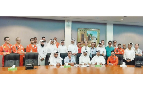 Qatargas implements waste water treatment plant