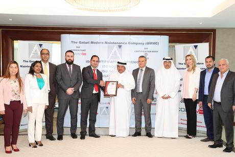 QMMC achieves ISO certification
