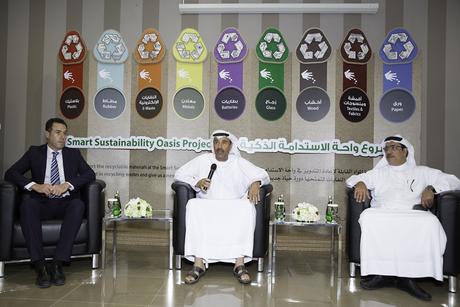 Dubai Municipality unveils smart recycling centre