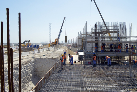 In pictures: Doha Metro Red Line South