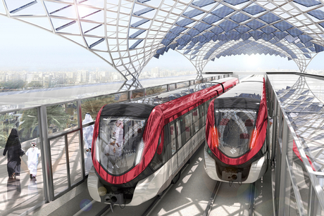 ACES on track with Riyadh Metro works