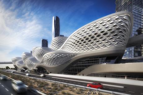 New detour to make way for metro station in Riyadh