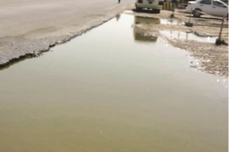 Authorities urged to fix Al Attiyah Market roads