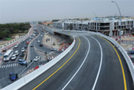 Dubai Water Canal enters final stage of works