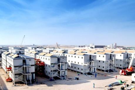 Free labour housing from December under UAE decree