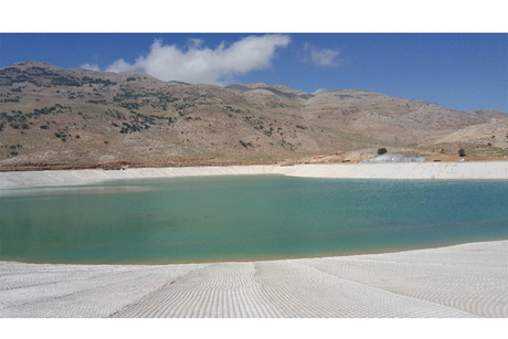 Kuwait-funded $23m dam opens in Lebanon
