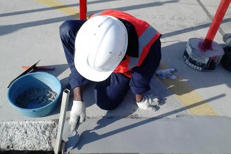 Belzona tackles repairs at Saudi Aramco Airport