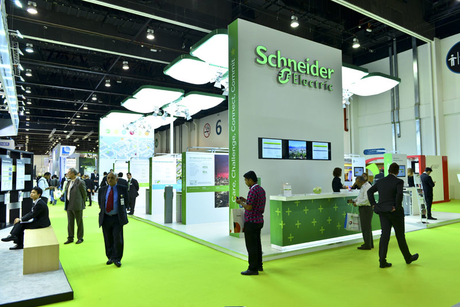 NL: Schneider Electric aids in launch of The Edge