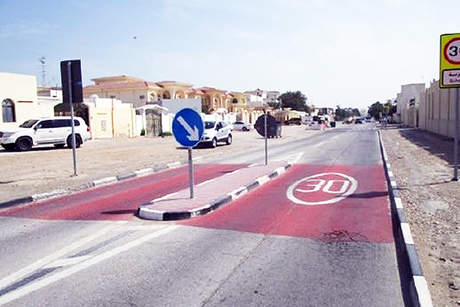 Ashghal improves road safety outside Qatar schools