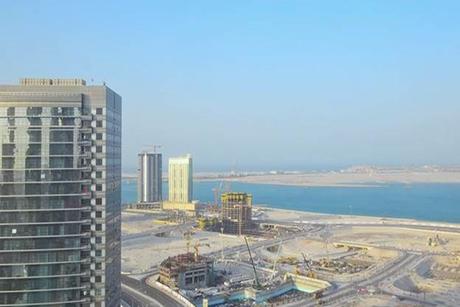 Abu Dhabi: Aldar's Shams Meera works on track