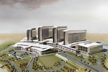 Abu Dhabi's $1bn medical city near completion