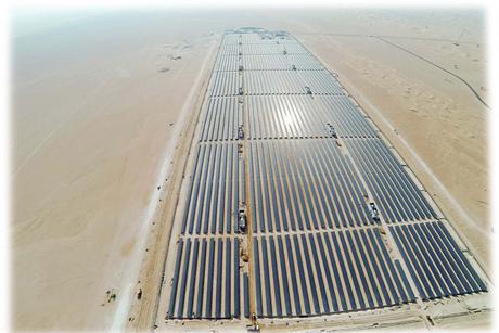 Top five facts: Mohammed bin Rashid solar park