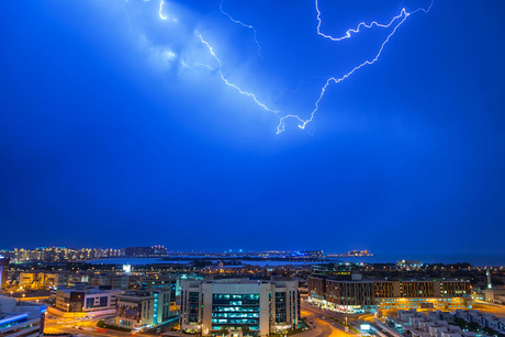 UAE storms: Khidmah makes public safety priority