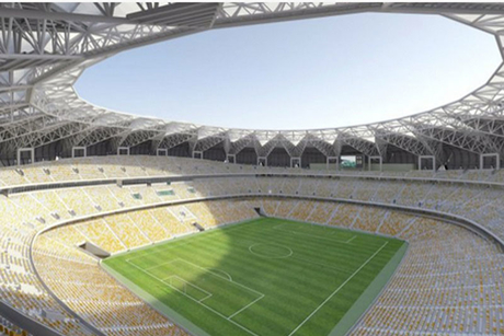 Middle East football stadium architects must match global efforts