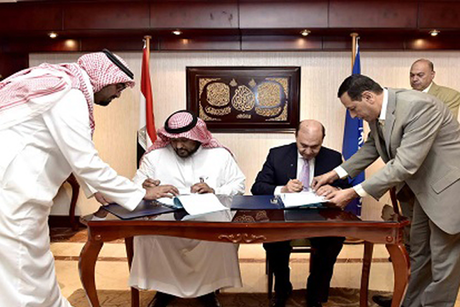 Saudi, Egypt sign $1bn Suez steel complex deal