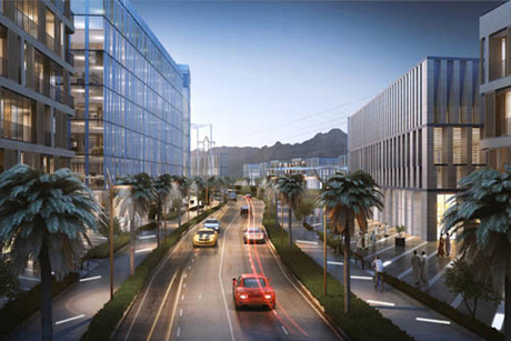 Office hub to be constructed within Oman's Sur Industrial Estate
