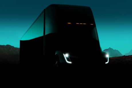 Bee'ah to buy 50 Tesla Semi Trucks