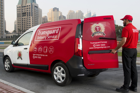 Transguard Group launches new courier service division
