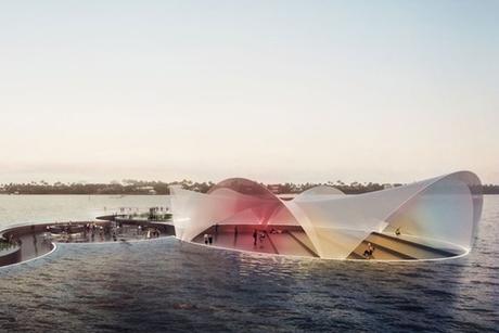 US: Carlo Ratti unveils new waterfront masterplan