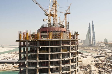 Work on Bahrain's $650m Villamar to resume Q2 2016