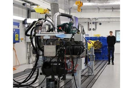 Volvo CE inaugurates electromobility test facility