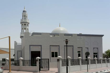 UAE: wasl unveils 464-sqm mosque in Muhaisnah