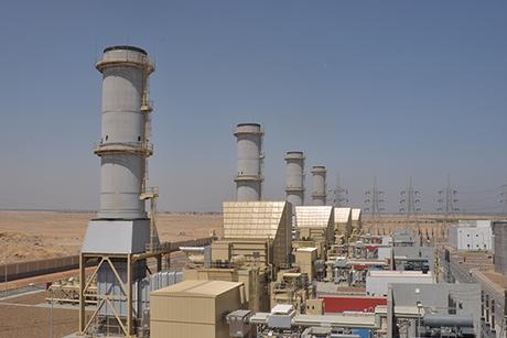 Orascom's Egypt power plants reach financial close