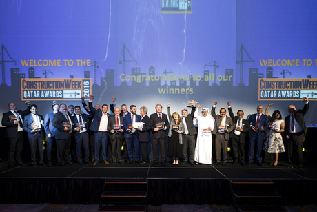 In Pictures: Construction Week Qatar Awards 2016