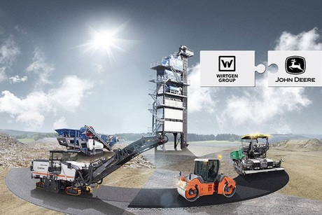 John Deere to acquire Wirtgen Group for $5.2bn