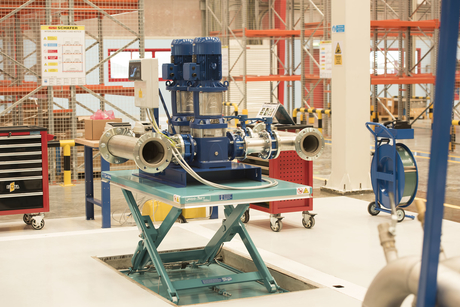 Xylem's pressure booster to be manufactured in Dubai