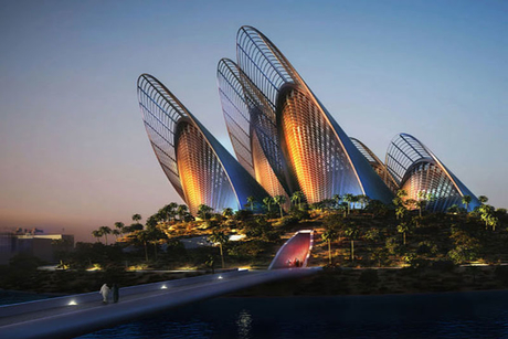Preparatory works for UAE's Zayed National Museum complete