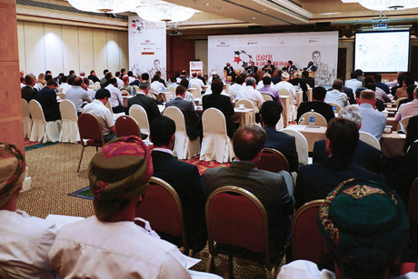 Leaders in Construction Summit Oman opens today