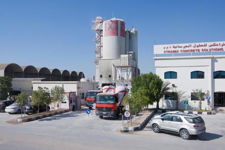 In pictures: XTRAMIX Concrete Solutions, Mussafah