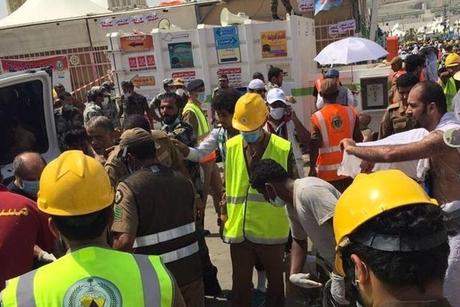 Saudi: At least 717 pilgrims killed during Haj