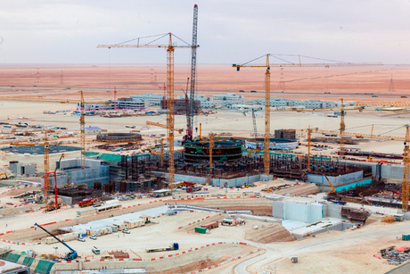 Generators fit at UAE's Barakah nuclear plant unit