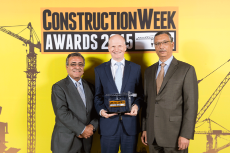 CW Awards 2015: Consultant of the Year honoured