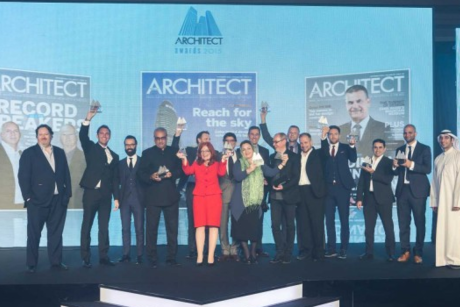 Middle East Architect Awards 2015: Winners